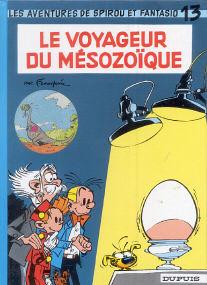 Le Voyageur du Mésozoïque - (Spirou et Fantasio 13)