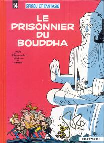 Le Prisonnier du Bouddha - (Spirou et Fantasio 14)