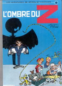 L'Ombre du Z - (Spirou et Fantasio 16)