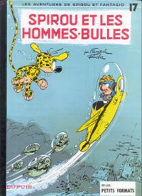 Spirou et les Hommes-Bulles - (Spirou et Fantasio 17)