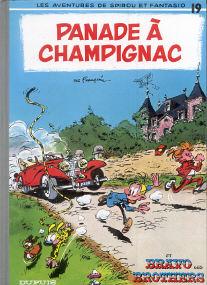 Panade À Champignac - (Spirou et Fantasio 19)