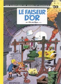 Le Faiseur d'Or - (Spirou et Fantasio 20)