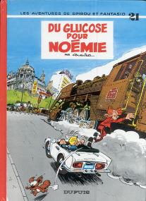 Du Glucose pour Noèmie - (Spirou et Fantasio 21)