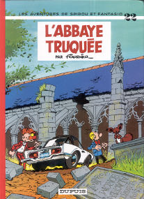 L'Abbaye Truquée - (Spirou et Fantasio 22)
