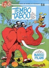 Tembo Tabou - (Spirou et Fantasio 24)