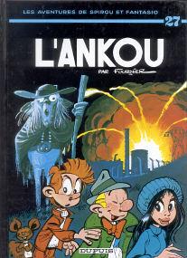 L'Ankou - (Spirou et Fantasio 27)