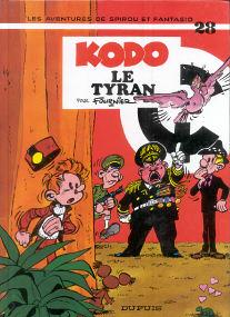 Kodo le Tyran - (Spirou et Fantasio 28)