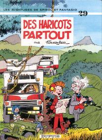 Des Haricots Partout - (Spirou et Fantasio 29)
