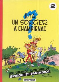 Il ya un Sorcier à Champignac - (Spirou et Fantasio 2)