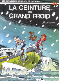 La Ceinture du Grand Froid - (Spirou et Fantasio 30)