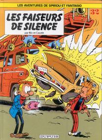 Les Faiseurs de Silence - (Spirou et Fantasio 32)