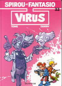 Virus - (Spirou et Fantasio 33)