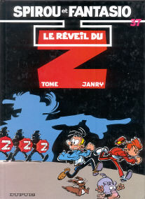 Le Réveil du Z - (Spirou et Fantasio 37)
