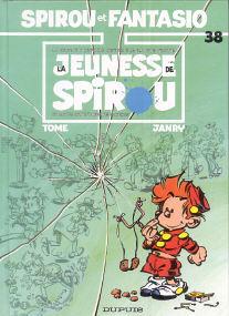 La Jeunesse de Spirou - (Spirou et Fantasio 38)