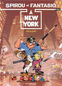 À New York - (Spirou et Fantasio 39)