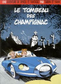 Le Tombeau des Champignac - (Spirou et Fantasio 3 (TY))