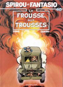 La Frousse aux Trousses - (Spirou et Fantasio 40)