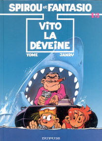 Vito la Déveine - (Spirou et Fantasio 43)