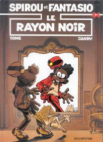 Le Rayon Noir - (Spirou et Fantasio 44)