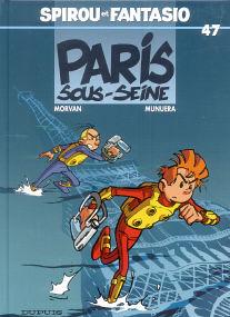 Paris Sous-Seine - (Spirou et Fantasio 47)