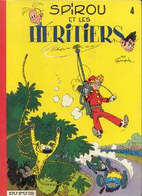 Et les Heritiers - (Spirou et Fantasio 4)