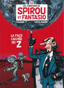 La Face Cachée du Z - (Spirou et Fantasio 52)
