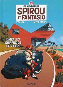 Dans Les Griffes de la Vipère - (Spirou et Fantasio 53)