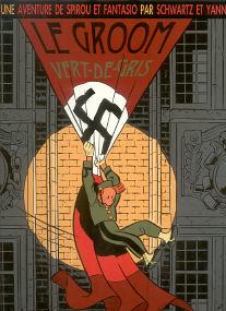 Le Groom Vert-de-Gris - (Spirou et Fantasio 5 (SY))