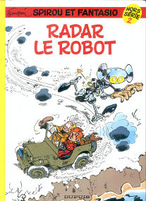 Radar le Robot - (Spirou et Fantasio 2 (HS))