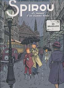 Le Journal d'un Slumme Kadei - (Spirou et Fantasio 1000)