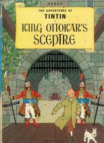 King Ottokar's Sceptre - (Tintin 7)