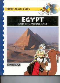 Egypt and the Middle East - (Tintin 101)