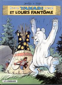 Et l'Ours Fantôme - (Yakari 24)