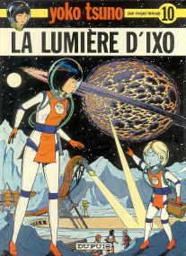 La Lumière d'Ixo - (Yoko Tsuno 10)