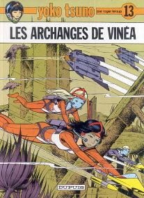 Les Archanges de Vinéa - (Yoko Tsuno 13)