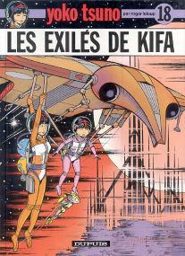 Les Exilés de Kifa - (Yoko Tsuno 18)