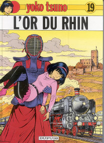 L'Or du Rhin - (Yoko Tsuno 19)