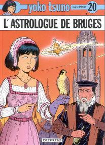 L'Astrologue de Bruges - (Yoko Tsuno 20)