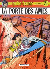 La Porte des Âmes - (Yoko Tsuno 21)