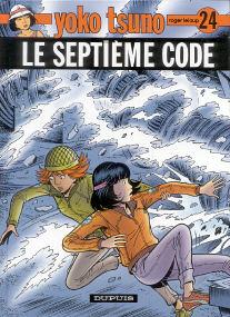 Le Septième Code - (Yoko Tsuno 24)