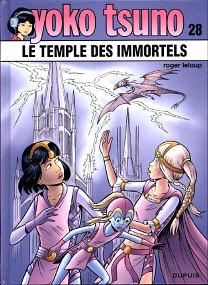 Le Temple Des Immortels - (Yoko Tsuno 28)