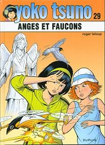 Anges Et Faucons - (Yoko Tsuno 29)