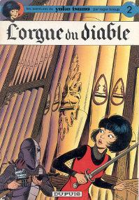 L'Orgue du Diable - (Yoko Tsuno 2)