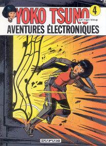 Aventures Électroniques - (Yoko Tsuno 4)