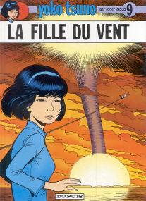 La Fille du Vent - (Yoko Tsuno 9)