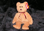 Curly - (Beanie Baby)