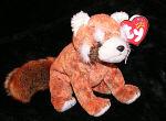 Rusty - (Beanie Baby)