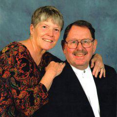Bill and Virginia Carpenter