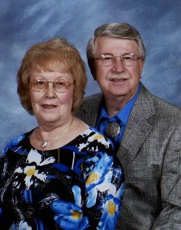 Bill and Karen Holm