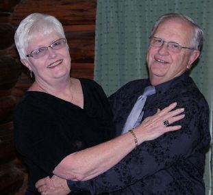 Bob and Sally Nolen